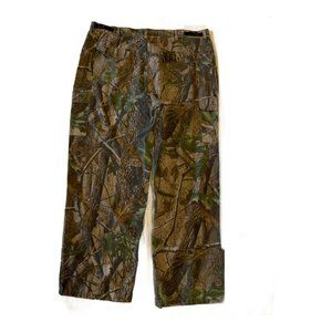 Real Tree 2XL Camo Pants Hunting Fishing Outdoor F